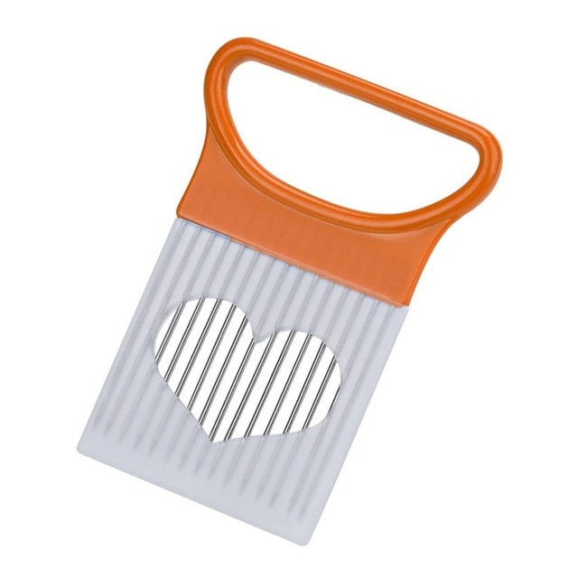 Vegetables Slicer Cutting Aid