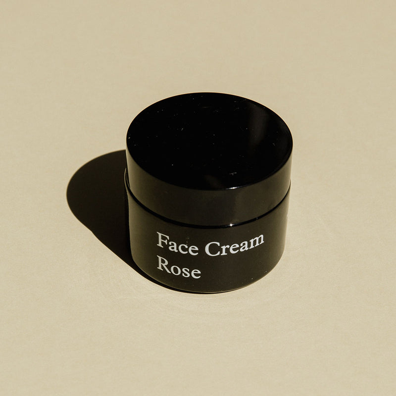 face cream rose