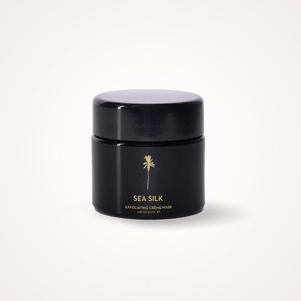 Sea silk exfoliating mask