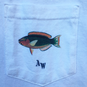 Swimming on the Pocket T