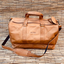 Soft Leather Duffle XL