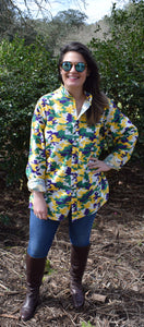 The Original Camo Mardi Gras Shirt