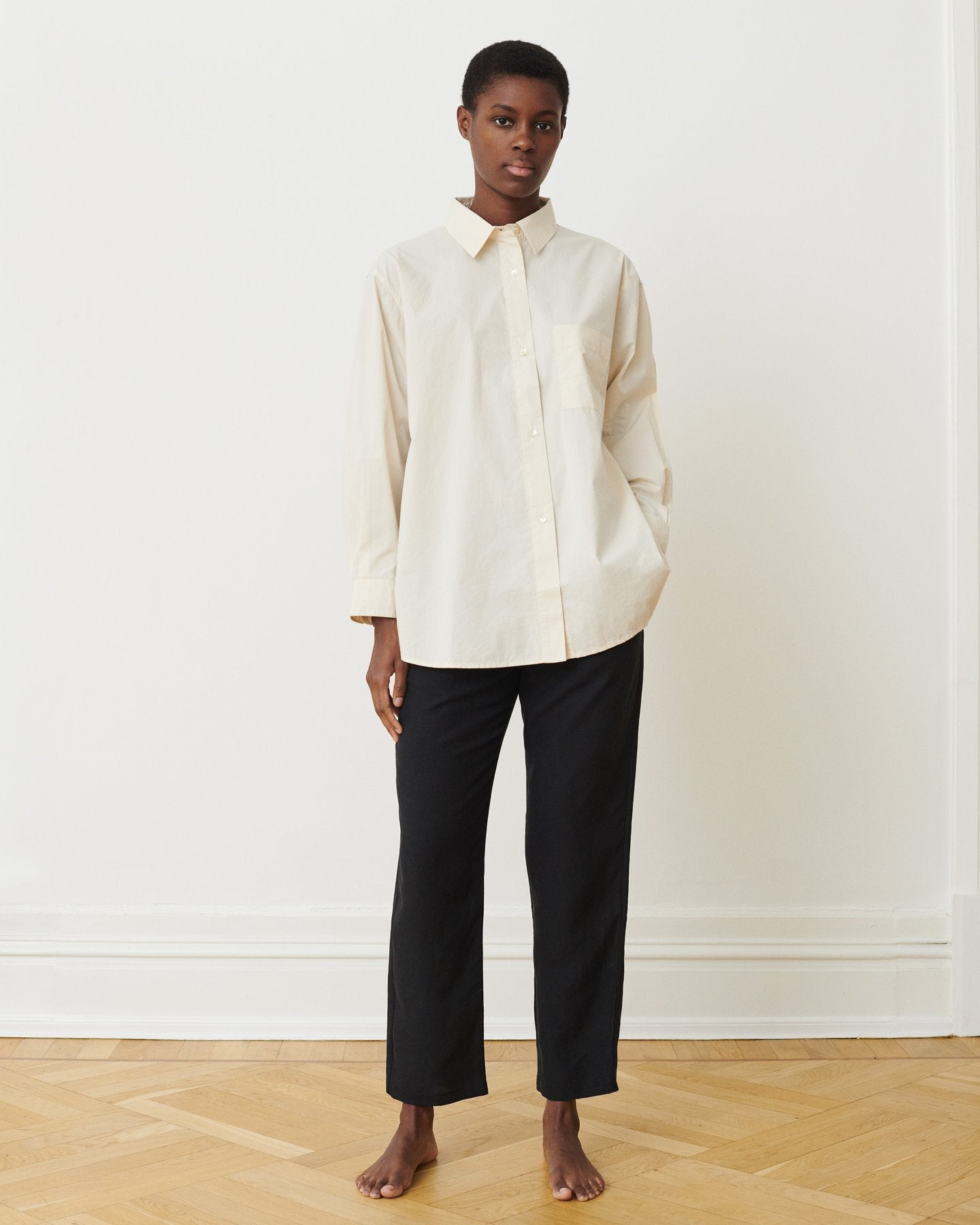 Edgar shirt- light sand