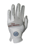 Copper Infused Golf Glove White/White