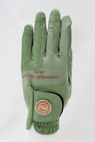 Copper Infused Golf Glove Green/Green