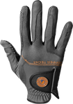 Copper Infused Golf Glove Charcoal