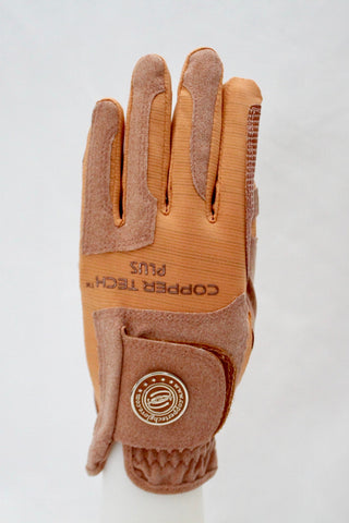 Copper Infused Golf Glove Peach/Peach