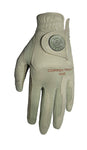 Copper Infused Golf Glove Khaki/Khaki