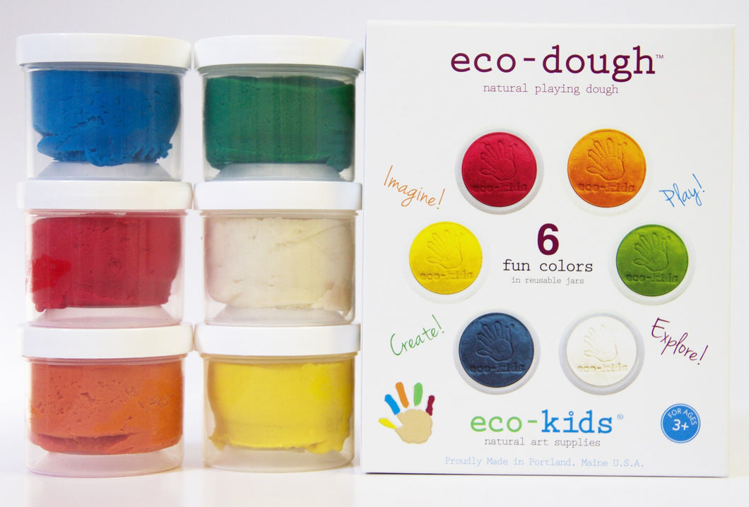 eco-dough 6 pack