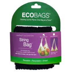 EcoBags String Tote