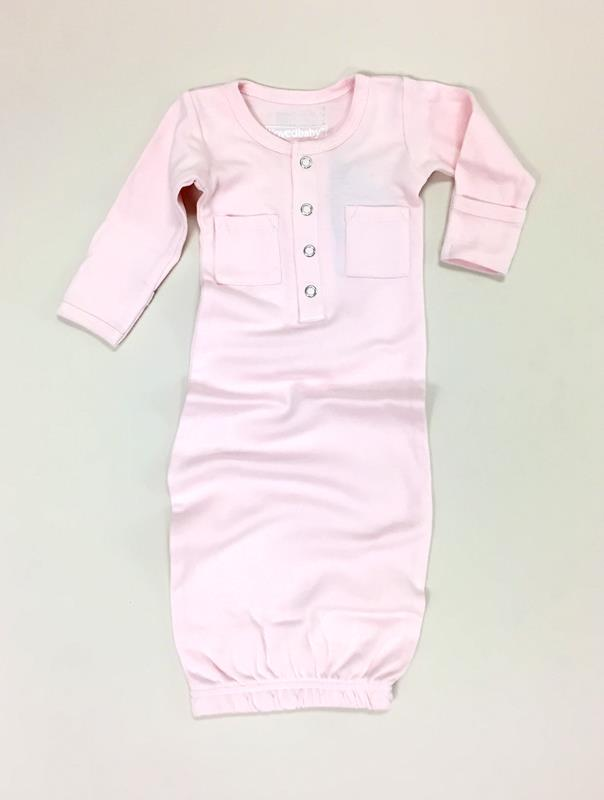 Organic Cotton Gown *click for options*