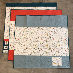 Organic Cotton Quilts