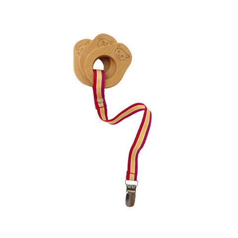 Bambu Teething Tools w/ Leash