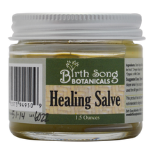 Load image into Gallery viewer, Herbal Healing Salve for Cuts and Scrapes