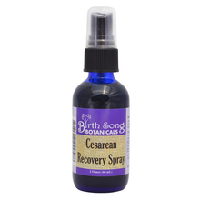 Load image into Gallery viewer, Cesarean Recovery Organic Herbal Antiseptic Spray 2 oz.