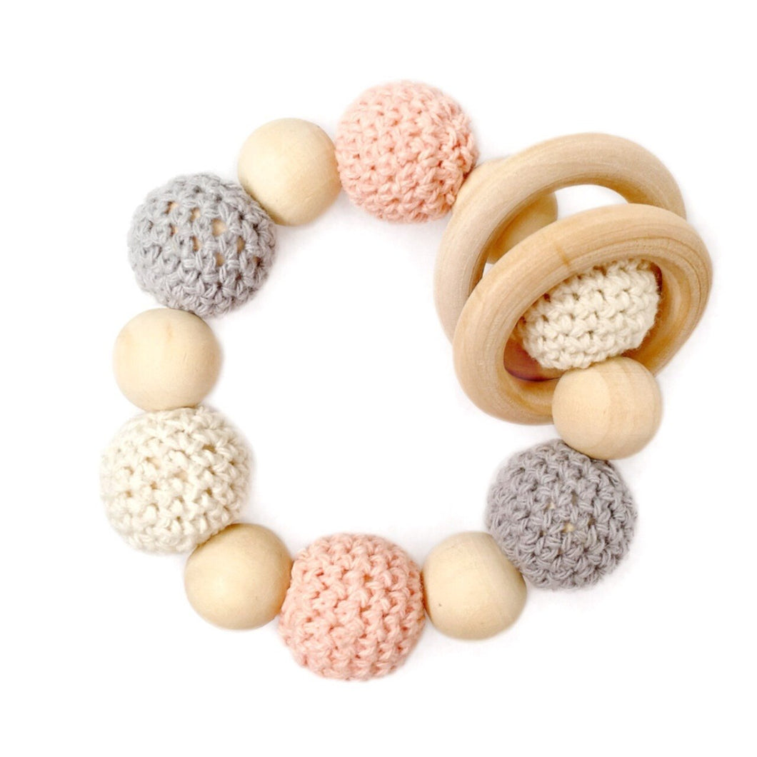 Crochet Teething Toy *click for options*