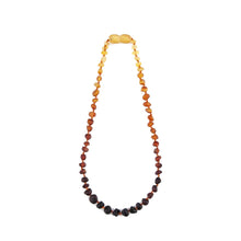 Load image into Gallery viewer, Ecopiggy Baltic Amber Necklace RAW
