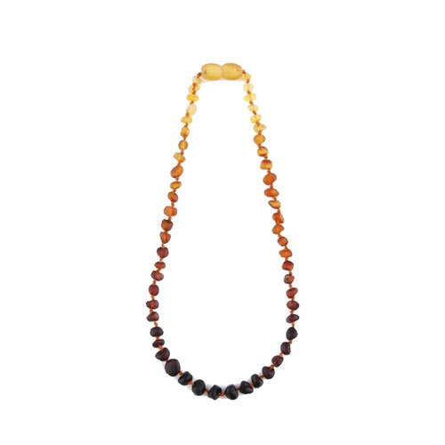 Ecopiggy Baltic Amber Necklace RAW
