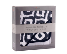 Load image into Gallery viewer, Hooded Towel & Washcloth Set *click for options*