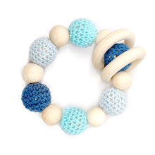 Load image into Gallery viewer, Crochet Teething Toy *click for options*