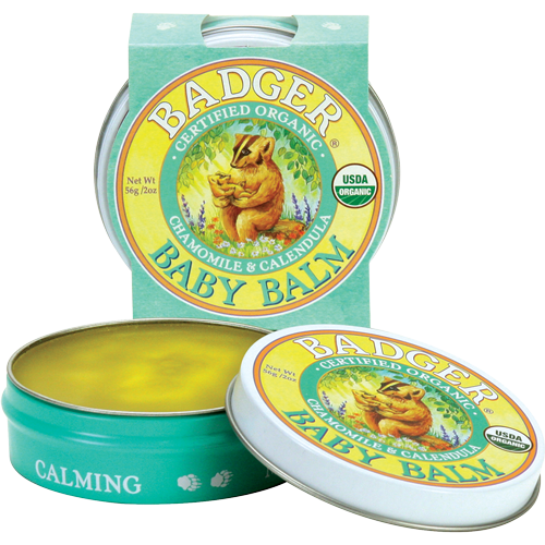 Badger Baby Balm, 2oz