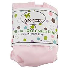 OsoCozy All In One Cloth Diaper *click for options*