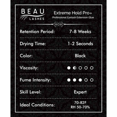 Beau-Lashes-Extreme-Hold-Pro+-Eyelash-Extension-Glue-Specification