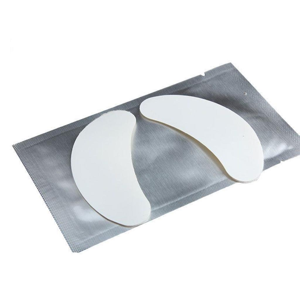 Beau Lashes Eyelash Extension Under Eye Pads With Pouch