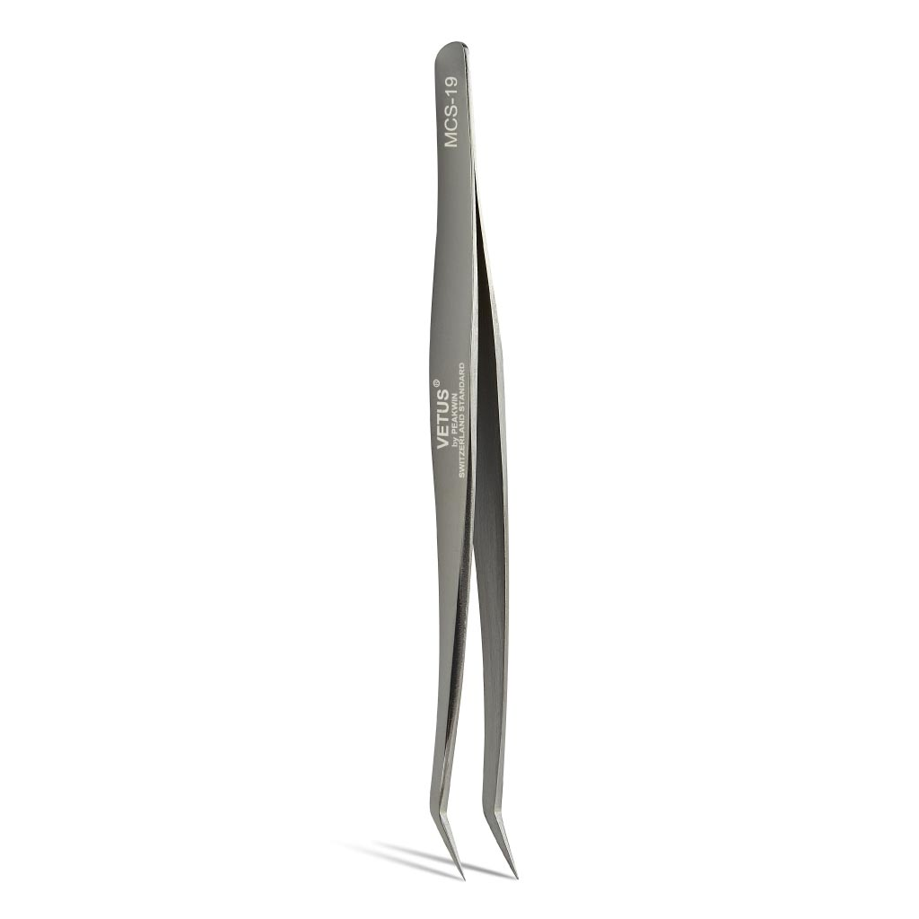 Beau Lashes Eyelash Extension Vetus Tweezer MCS 19 Volume