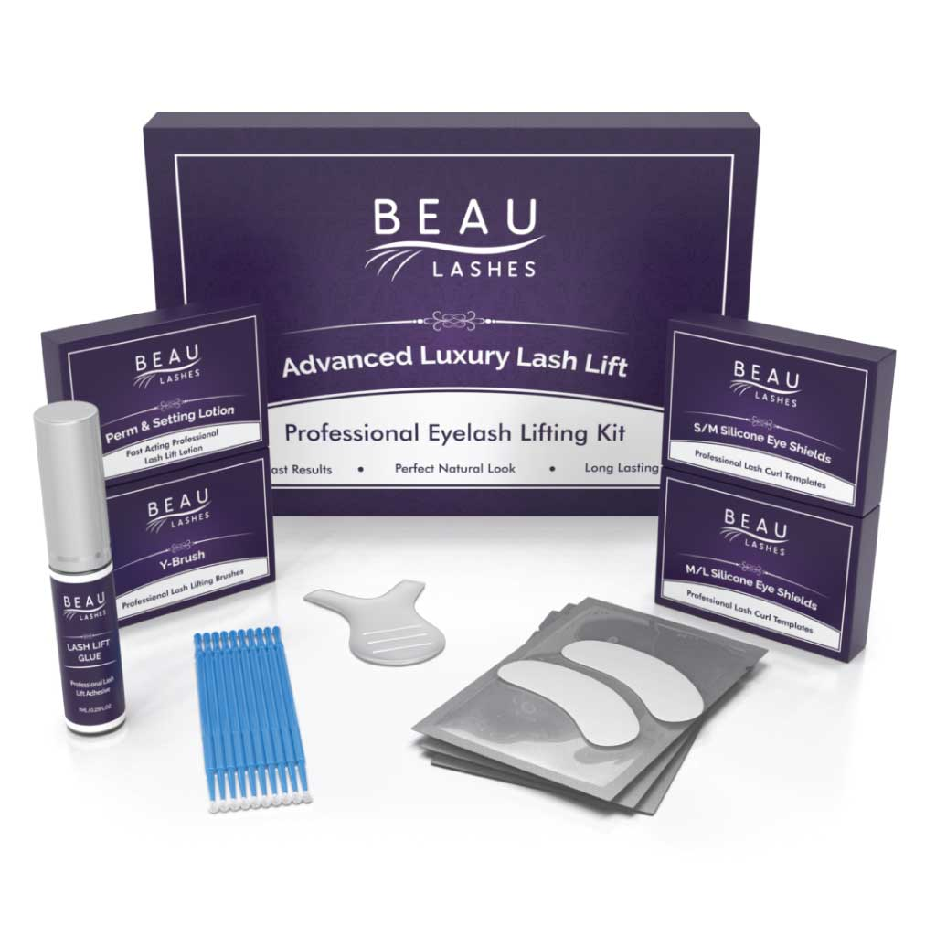 Beau Lashes Eyelash Luxury Lash Lift Kit