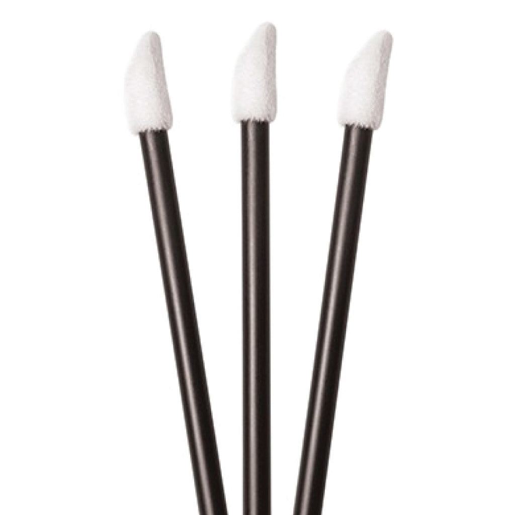Beau Lashes Flocked Applicator Brushes Fan For Eyelash Extensions