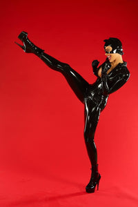 The Classic Latex Catsuit