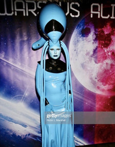 Diva Plavalaguna Latex Costume