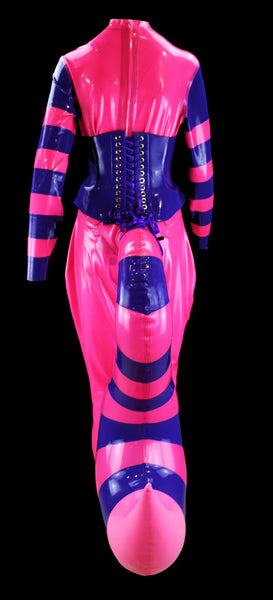 Cheshire Cat Latex Look