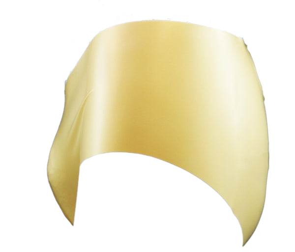 Mens Gold Latex Briefs