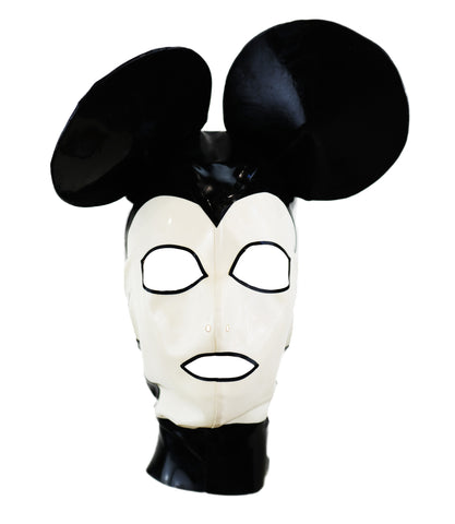 Mickey Mouse Latex Face Mask