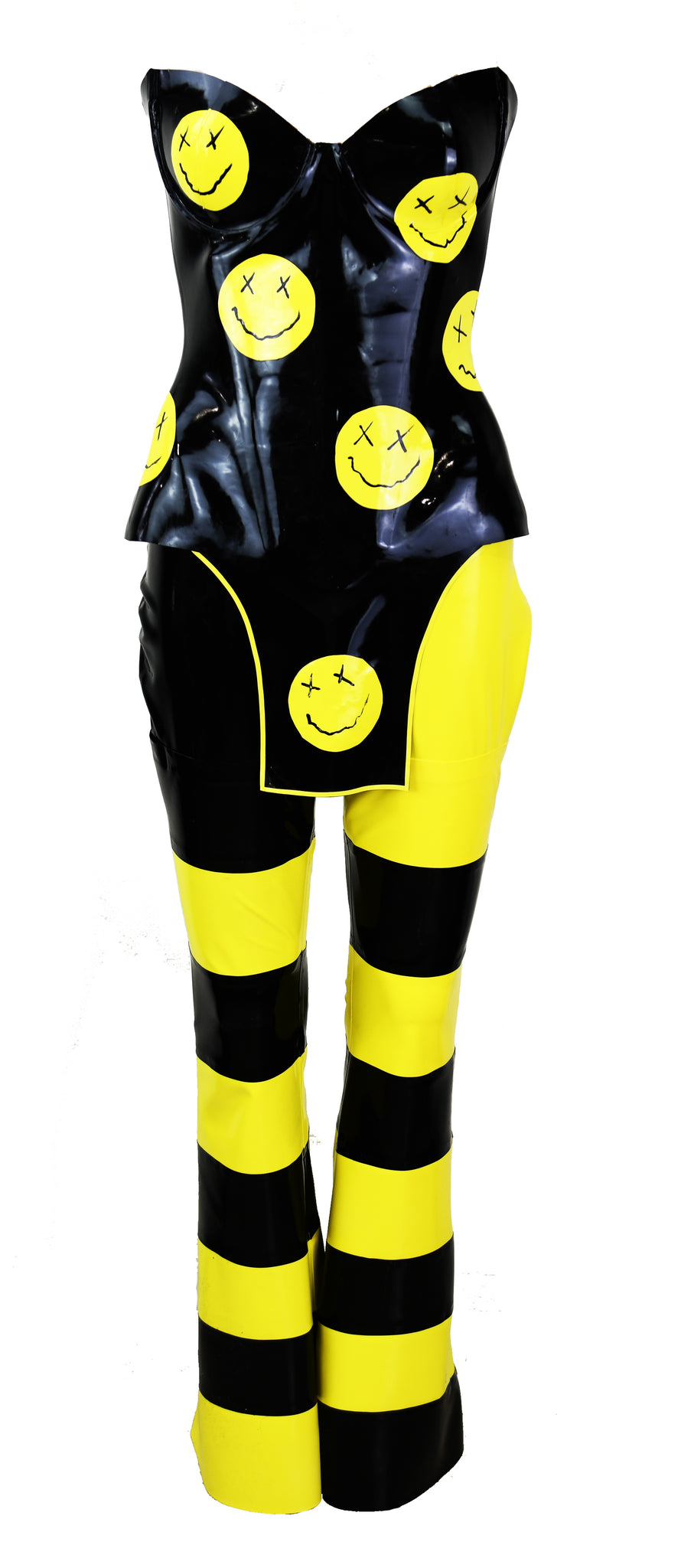 The Nevermind Gemini Latex Look