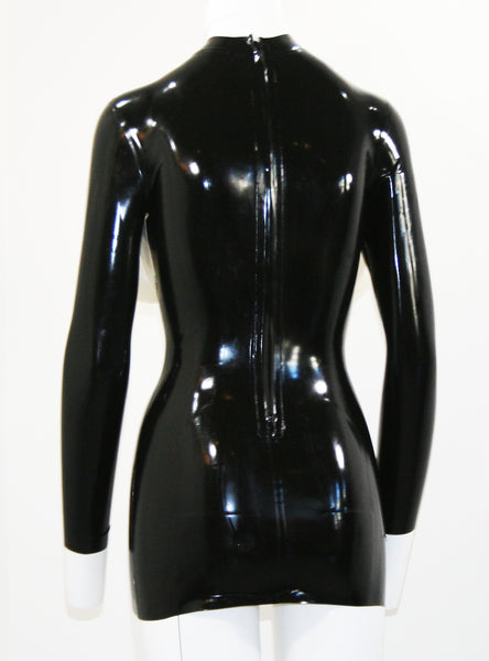 Naughty Nun Latex Outfit