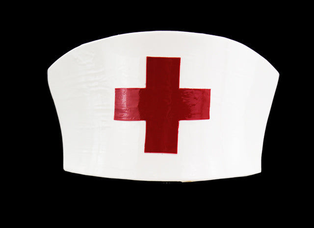 Nurse IV Latex Cap