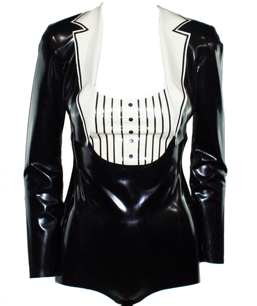 Ringleader Latex Outfit