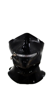 The STFU Latex Half Face Masque