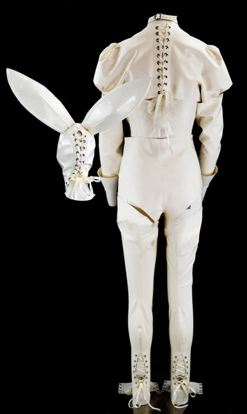The White Rabbit Latex Look