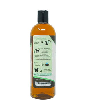 Soothe n Itch Dog Shampoo by Paws-a-Bunch. Colloidal Oatmeal Dog Shampoo for Dogs and Cats Anti-Itch