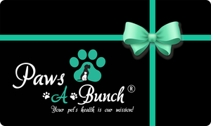 Paws-A-Bunch Gift Card