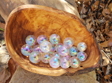 Angel Aura Tiny Spheres .75""