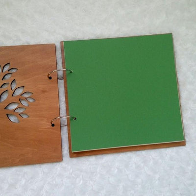 Wooden Family Album