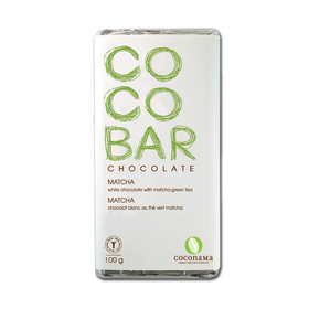 Matcha Chocolate Bar - Coconama