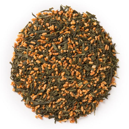 Genmaicha Green Tea (Loose Leaf)