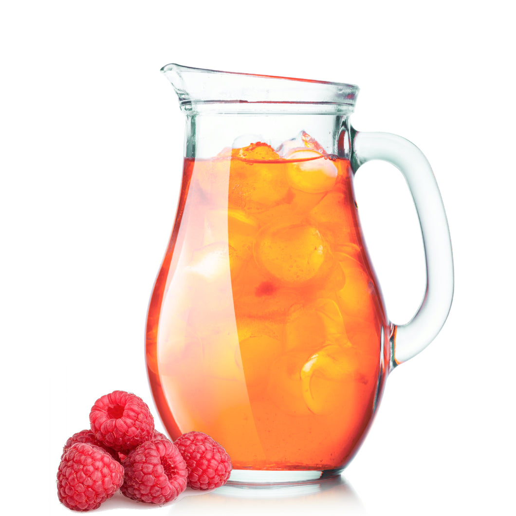 Raspberry White Snow - Iced Tea (Makes 16L)