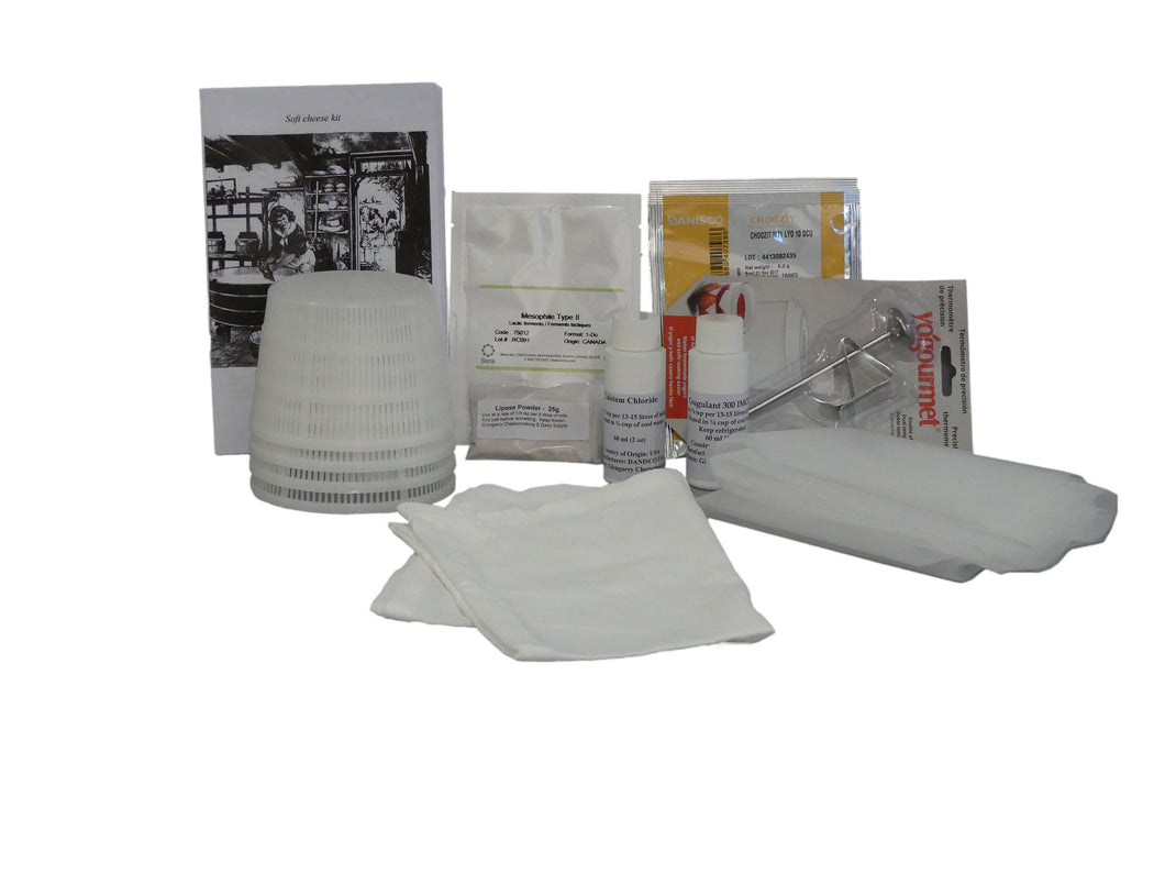 Soft Cheese Kit (31104)